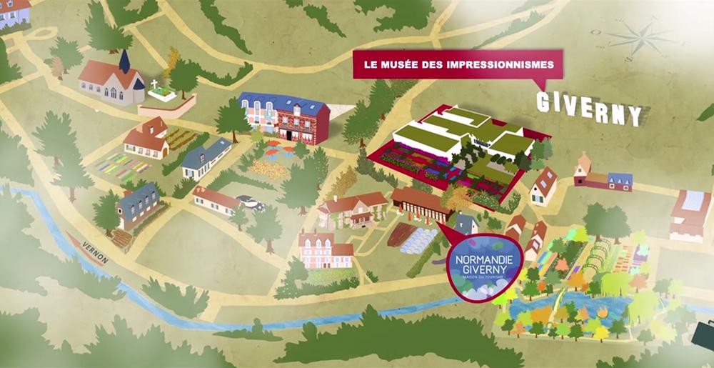 14-09-17Article_WebSerieImpression_Image01 Une web série documentaire sur l'impressionnisme dans l'eure !
